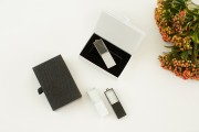 USB Boxes & Crystal USB Drives