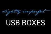 Slightly Imperfect - USB Boxes