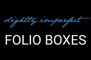 Slightly Imperfect - Folio Boxes